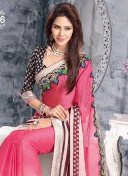 Shop or buy latest designer sarees online from leading designer Sarees online Shopping website.