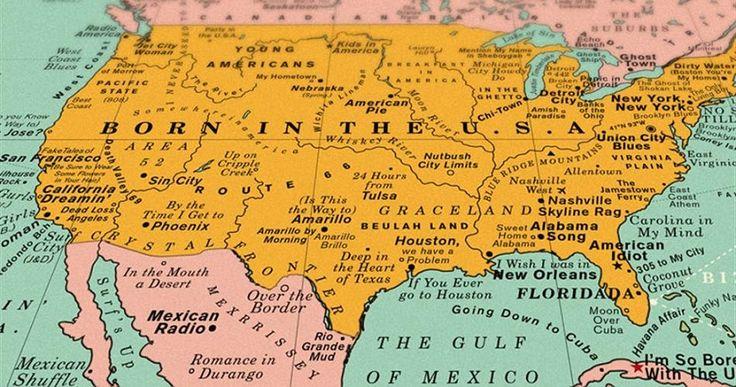 Viaggi e musica: pensi al blues e ti trovi a New Orleans, ascolti gli Eagles e vedi la California. Il nostro viaggio parte dagli USA, ma è solo l'inizio.    #RdV #Raccondiviaggio #Vitadaviaggiatori