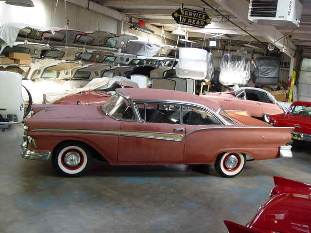 1957 Ford Fairlane 500 - for sale in Hemmings classifieds & 216 best 1957 ford fairlane images on Pinterest | Ford fairlane ... markmcfarlin.com