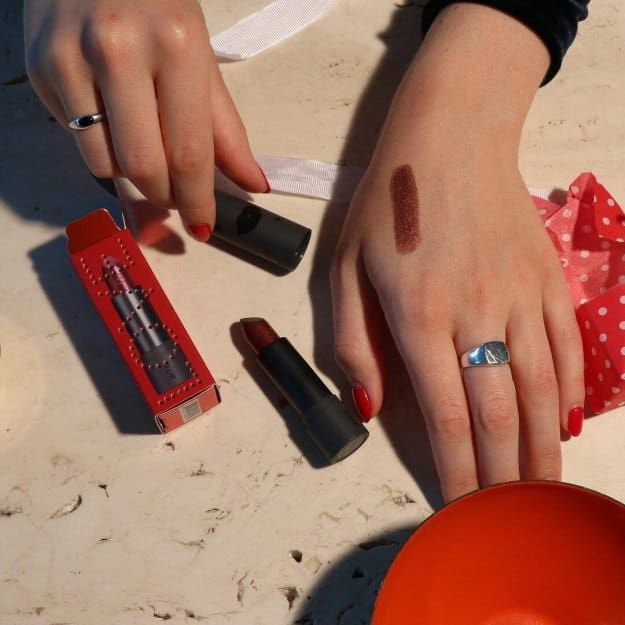 Bite Amuse Bouche, Spiced Plum | Must-Have Lipstick Colors For Fall | Number 5 I...