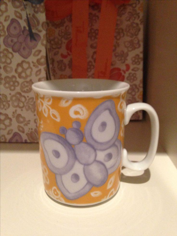 Mug. Rigorously THUN. Everyday, Butterfly.