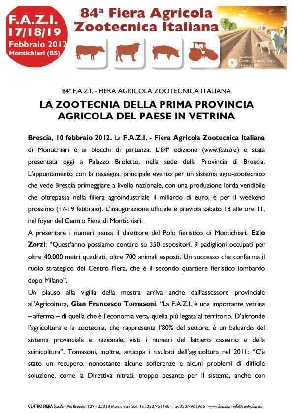 Fiera agricola di Montichiari http://www.panesalamina.com/2012/1022-fiera-agricola-di-montichiari.html