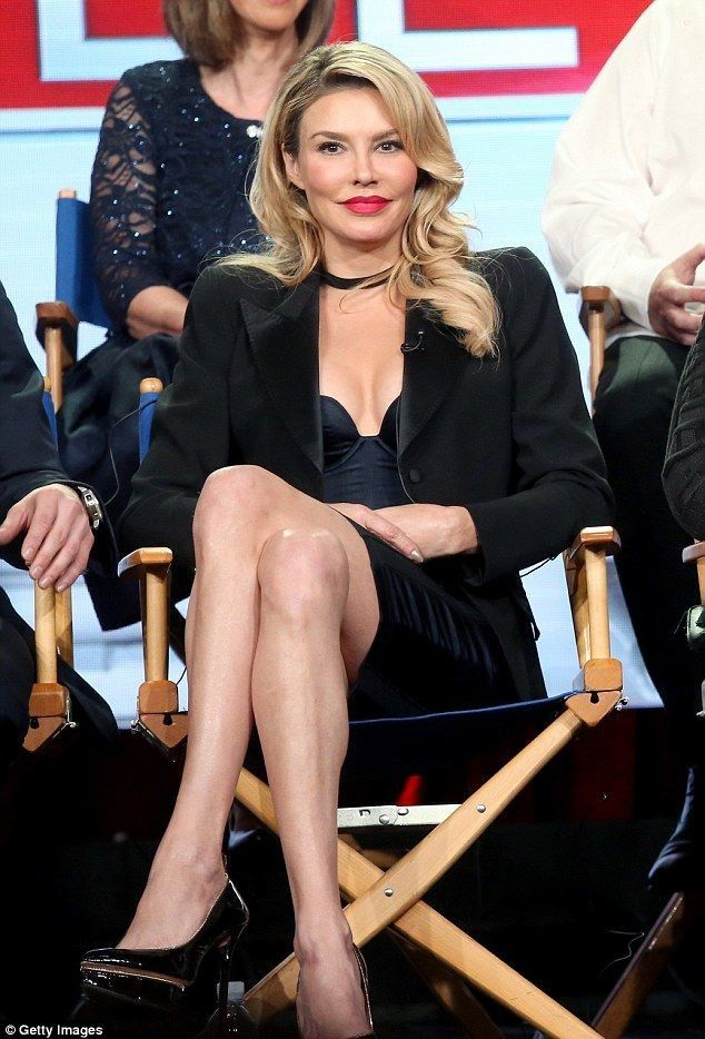 Brandi Glanville..... - Celebrity Fashion Trends