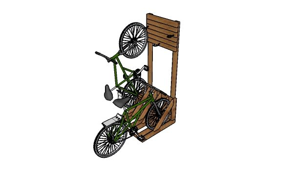 wall-mounted-bike-rack-plans