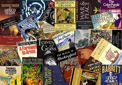 Sharing the classics with your child is an activity you'll both treasure. 101 books to read before college.