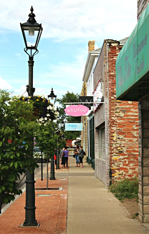 Revitalizing Downtown: 2nd Street | Editing Luke