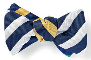 Tie One On: International Bow Tie Day: August 28th: Video: How to Tie a Bowtie