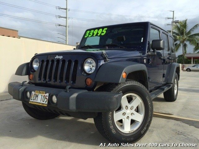 Awesome Used Jeep Wrangler Oahu