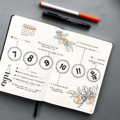 Bullet Journal | Weekly Spread #BulletJournalIdeas #BulletJournalLayout #OrganizeJournal #Journaling