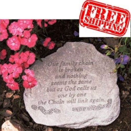 I Love This I Think I 39 Ll Put In Mom 39 S Memory Garden Our Family Chain Is Broken Memorial
