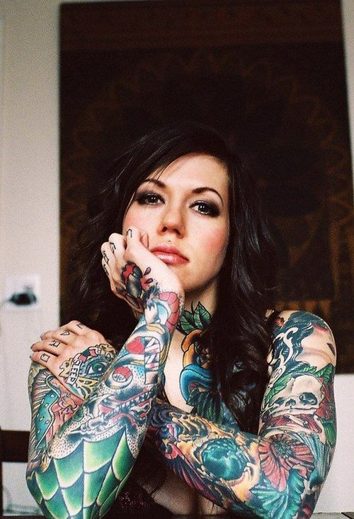 415 best images about tattoos sexy badass body inks 2 on for Girls with badass tattoos