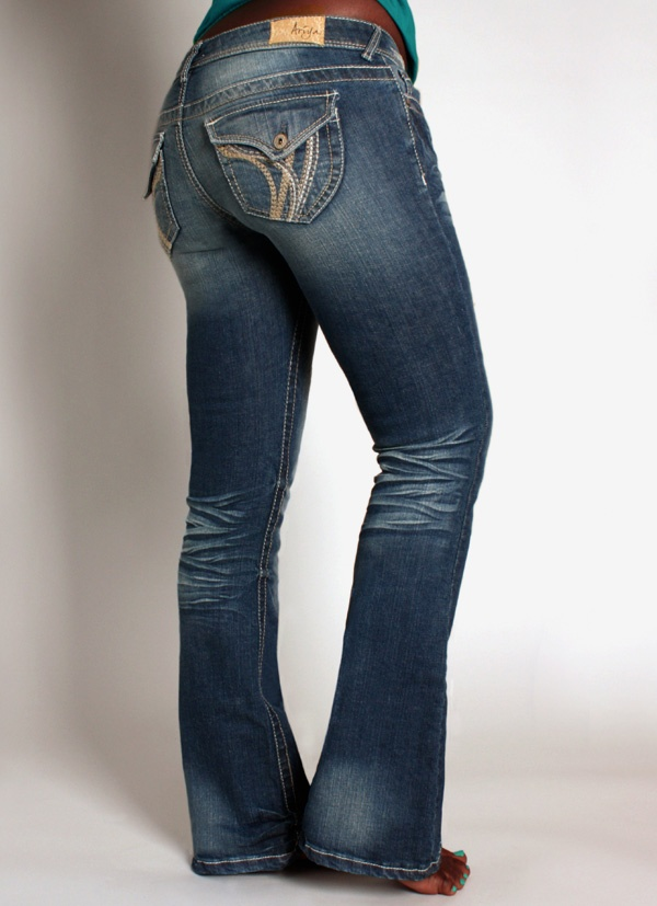 Curvy Fit Jeans For Women