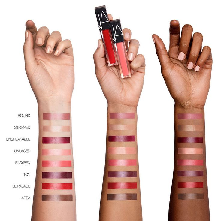 Velvet Lip Glide Nars Velvet Lip Glide Lips Lip Colors