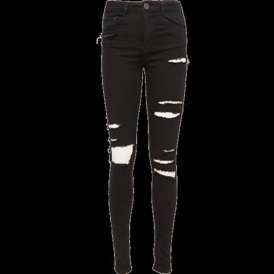 Женские чёрные джинсы в краснодаре