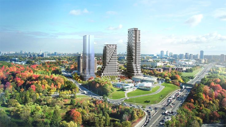 New condo 'Auberge on the Park' at Leslie and Eglinton.  Checkout: https://www.aubergeonthepark-condo.ca/
