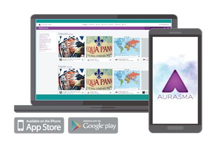 Create your own Augmented Reality with Aurasma. An interesting tool for students to show their creativity, or for teachers to enhance their lessons.
