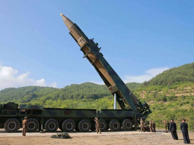 #Tillerson: North Korea #intercontinental #ballistic #missile #test 'represents a new #escalation' of threat to #US https://www.facebook.com/1299807453378101/photos/a.1299808983377948.1073741827.1299807453378101/1945934325432074/?type=3&theater ➡ http://abcnews.go.com/International/north-korea-tested-1st-intercontinental-ballistic-missile-us/story?id=48429720