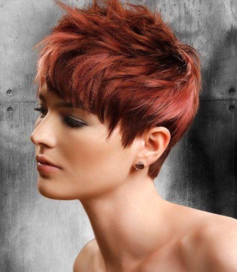 11 Kurzhaarschnitte in sanften Kupfertönen ... Diese Saison voll im Trend! - Neue Frisur