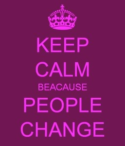 keep calm posters people change quote 257x300The Ten Commandments of Self Improvement Plans