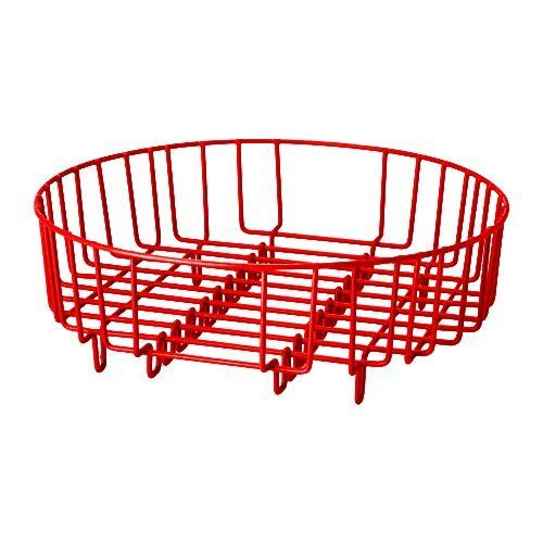 Heavy Duty Steel 37cm Dia Round 2 in 1 Dish Drainer / Rin... https://www.amazon.co.uk/dp/B01MRJVK9J/ref=cm_sw_r_pi_dp_U_x_byYMAbZ0JB6DH