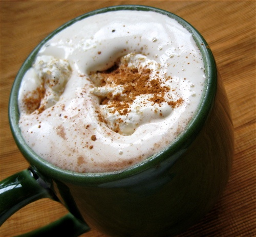 Pumpkin Hot Cocoa (not a coffee drinker and I am thinking that I will ...