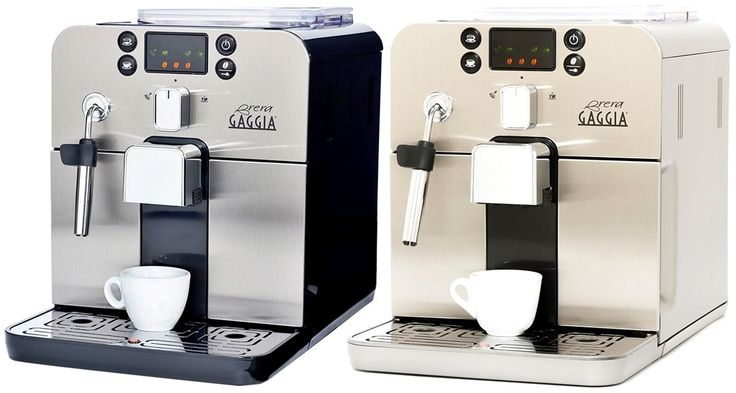 Gaggia Brera Automatic Espresso Machine Review