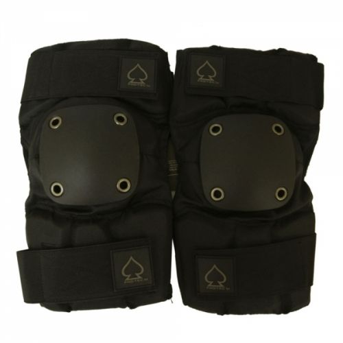 Here a kit of Pro-Tec Park Elbow Pads Skateboard Gear is recommended. Description from amazon.com. I searched for this on bing.com/images