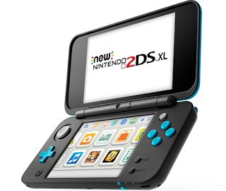Nintendo announces 2DS XL portable gaming console with 4.88-inch screen and built-in NFC - Price Availability Video. #Drones #Gadgets #Gizmos #PowerBanks #Smartpens #Smartwatches #VR #Wearables @MyWindowsEden  #MyWindowsEden