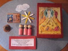 transfiguration box -- these craft kits seem no longer available but provide excellent ideas!