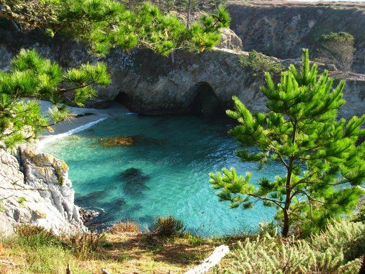 China Cove, Point Lobos, Carmel, California