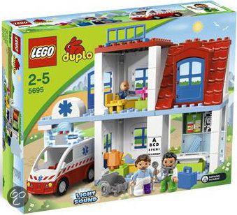 LEGO Duplo Dokterspraktijk - 5695