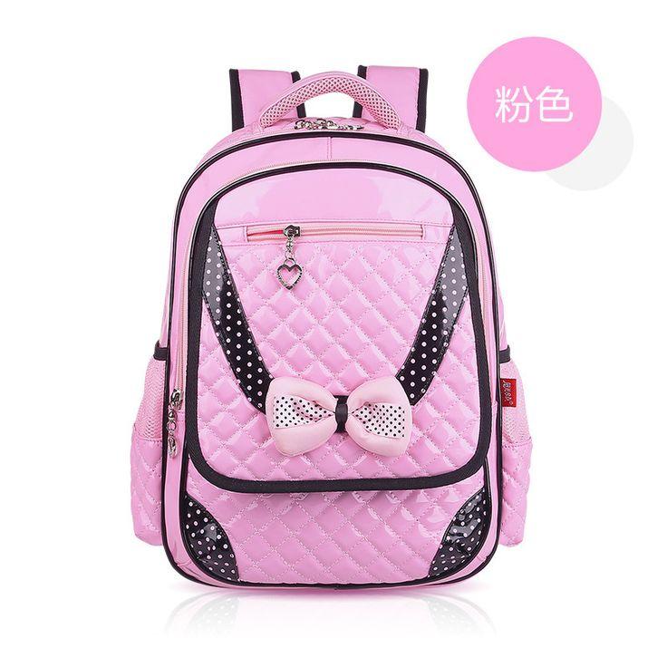 Привет котенок высокое качество PU кожа принцесса школа рюкзаки корейский стиль девушки школьные сумки удобные мягкие рюкзак 4 цвета(China (Mainland))