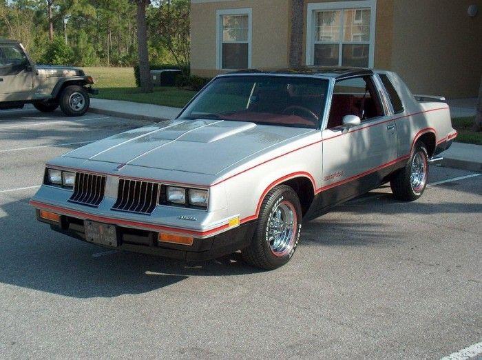 Stolen car alert: 1984 Hurst/Olds | Hemmings Daily blog.hemmings.com