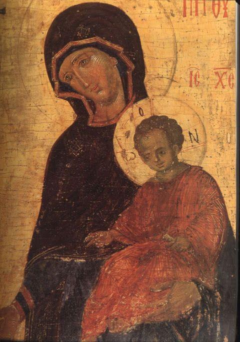 Иконы Афон -монастырь Пантократор
