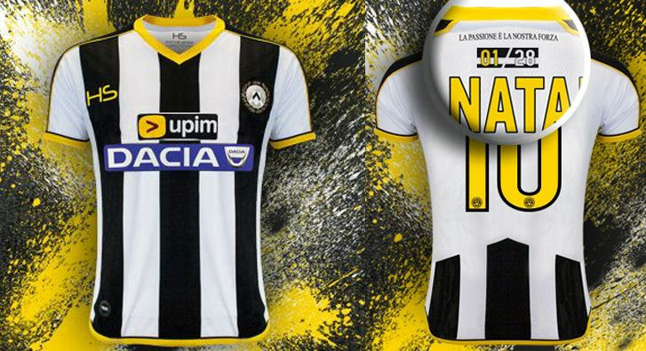 Udinese 2014-15 HS Football Home