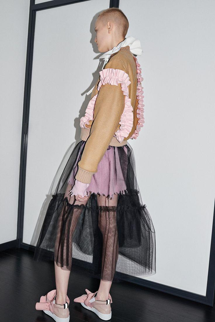 Msgm Pre Fall 2016 Fashion Show Kl Der Design Och Inspiration