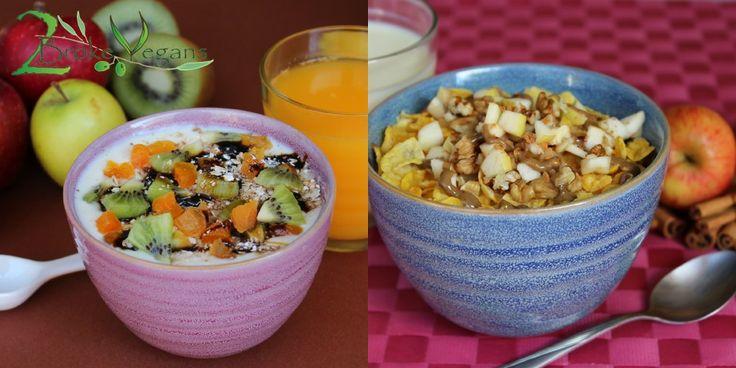 Nutritious Vegan Breakfasts
