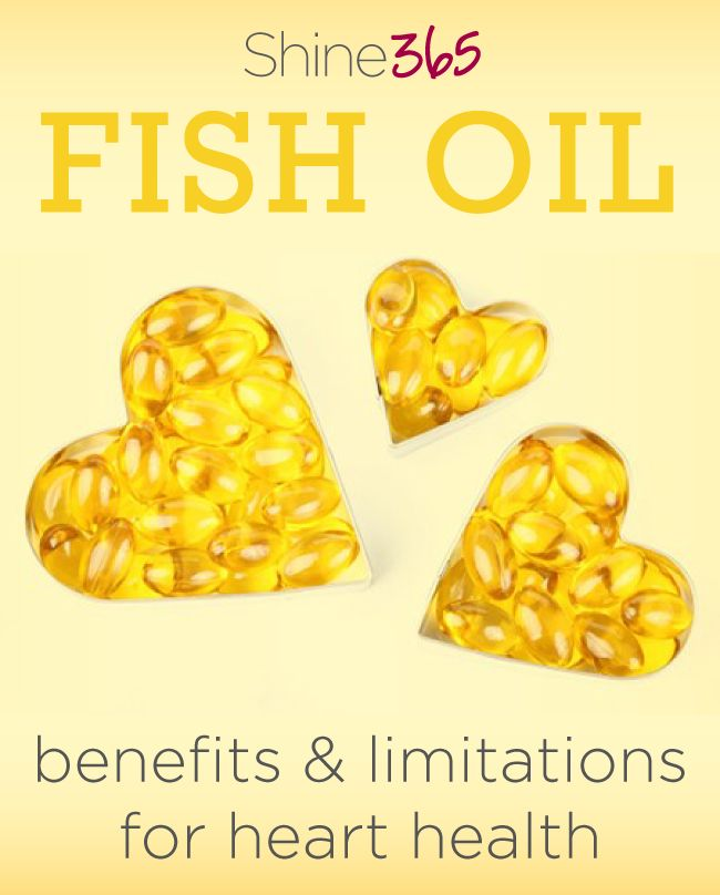 29 best heart care images on pinterest heart care for Is fish oil bad for you