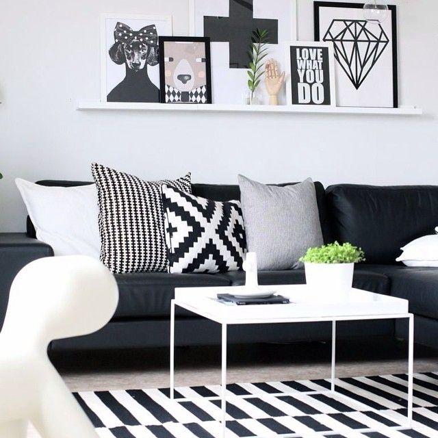 Black and white, une valeur sûre !