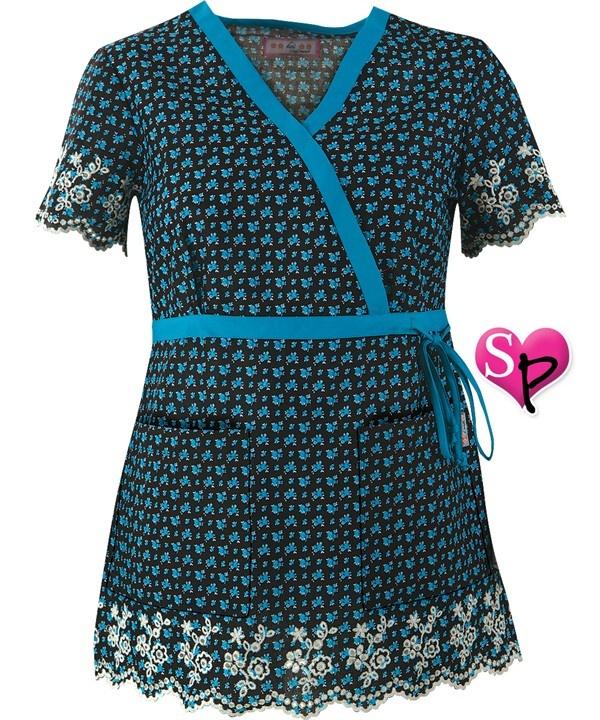 K182VLC Koi Scrubs Valencia Print Scrub Top $28.99 http://www.uniformadvantage.com/pages/prod/182pr-vlc-koi-top.asp?navbar=11