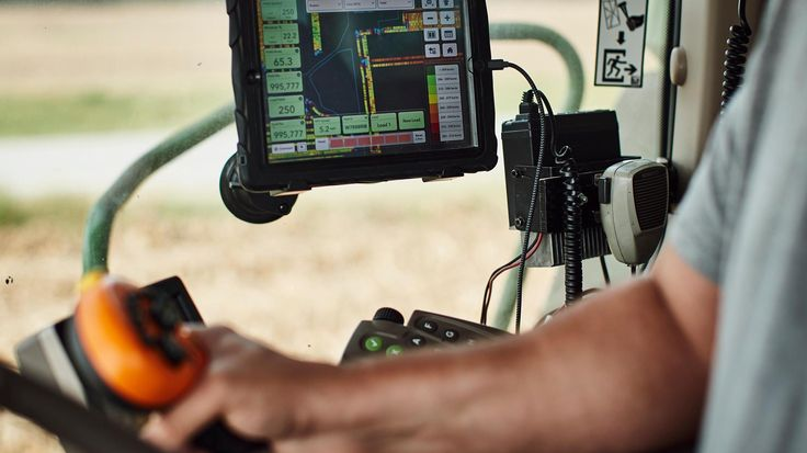 Robot farmers ready to toil in fields at touch of an iPad   News   The Times & The Sunday Times