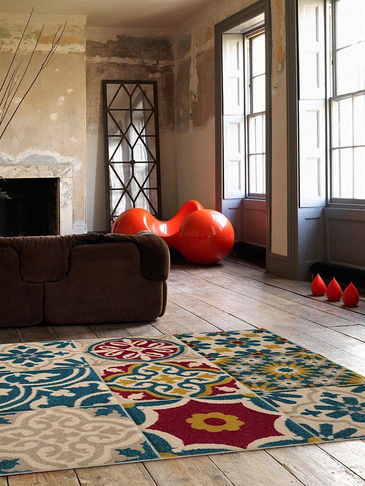 oltre 1000 idee su tapis salon pas cher su pinterest salon pas cher divano beige e tapis salon. Black Bedroom Furniture Sets. Home Design Ideas