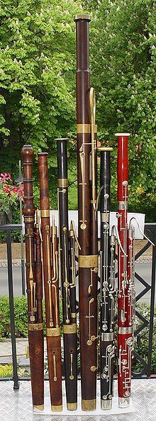 I played the bassoon during high school! @LincolnCenterTheater #TheNanceBway