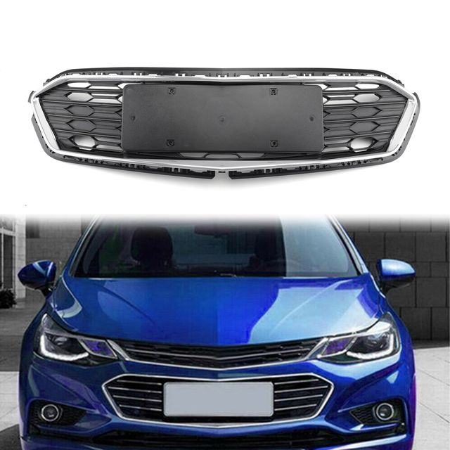 1pc Replacement Part Front Bumper Lower Grille For Chevrolet Cruze 2016 2018 Chevrolet Cruze Chevrolet Car