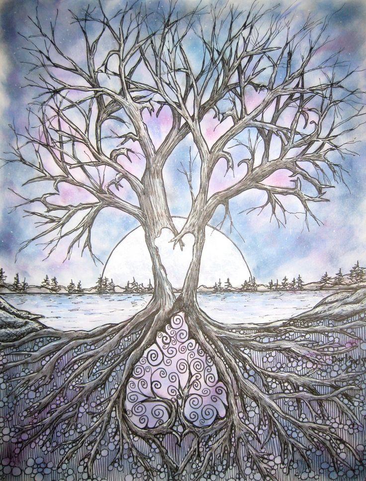 tree of life / darladraws / http://www.flickr.com/photos/67589907@N06/