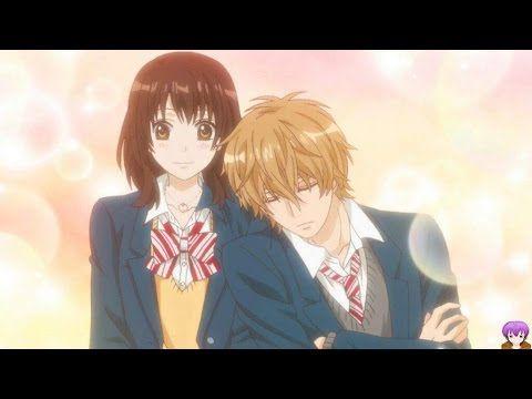الامير الاسود والفتاة الذئب Rika X Kyoya مترجمة Shape Of You Amv كاملة Hd Youtube Anime Wolf Girl Wolf Girl High School Romance Anime