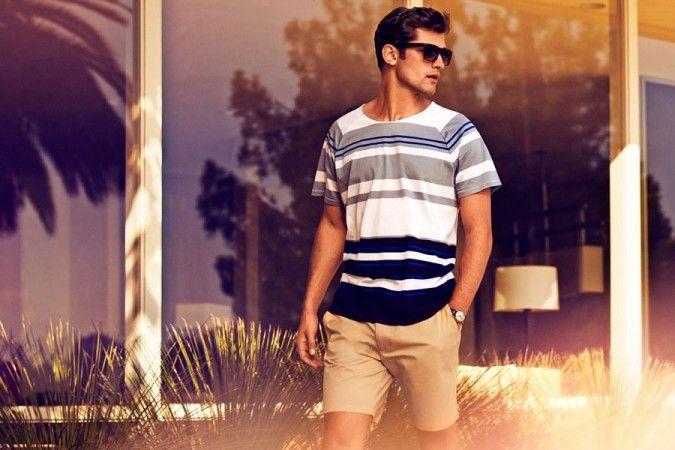 H&M Sunny Getaway 2014 Men's