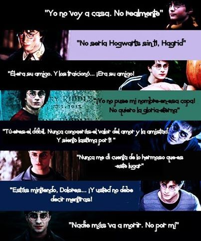 Harry James Potter Evans <3