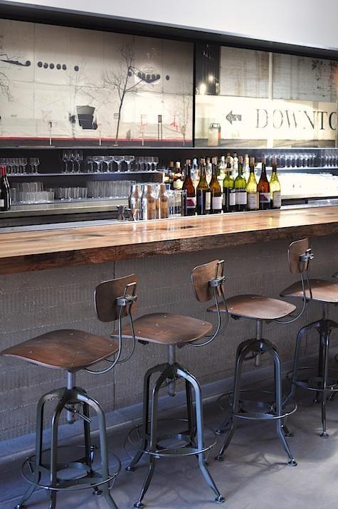 Restaurant Visit: Bar Agricole in San Francisco: Remodelista
