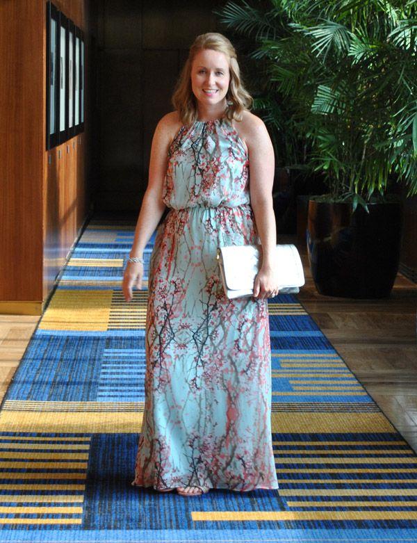 Maxi wedding guest dress wedding ideas for Summer maxi dresses weddings
